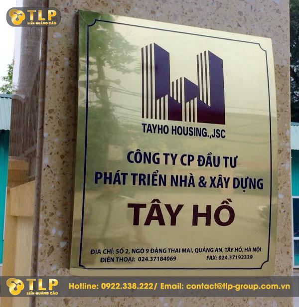 bang ten cong ty inox